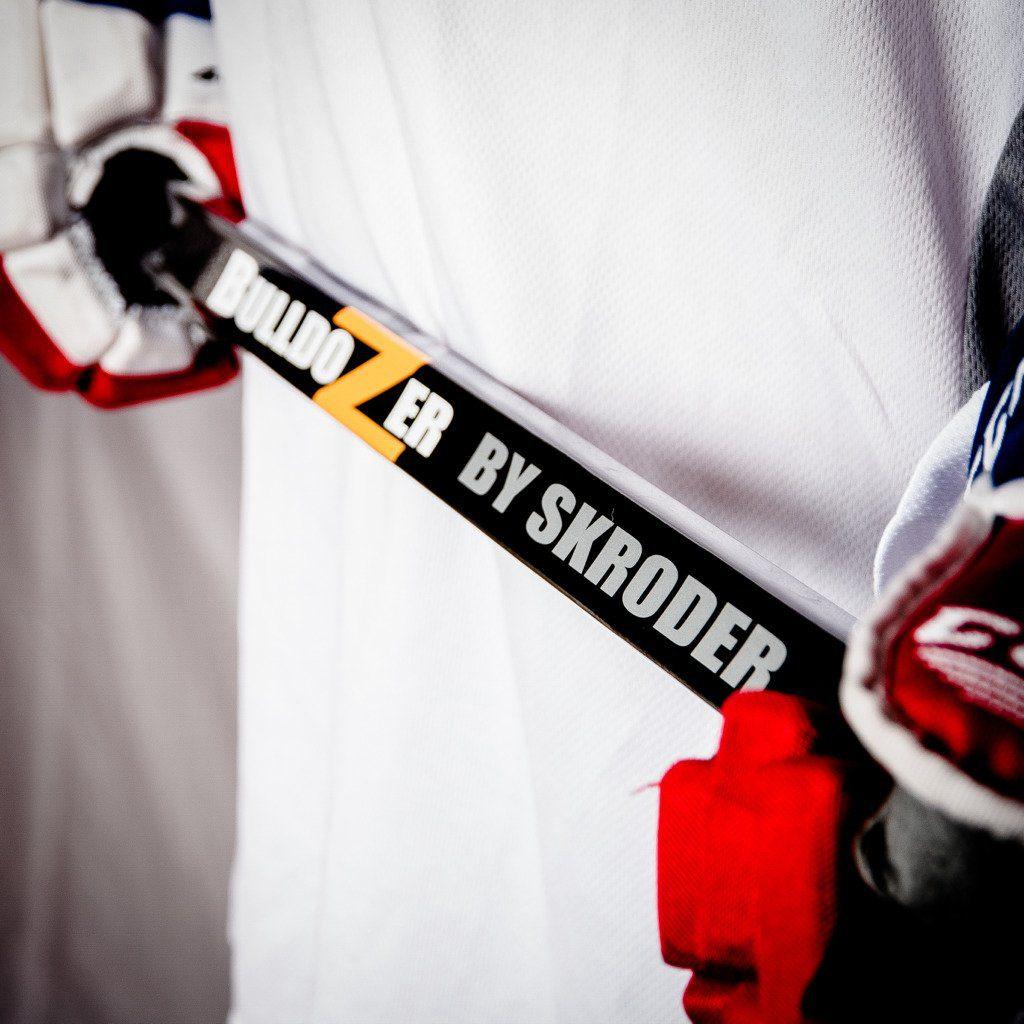 Bulldozer by Skroder Hockeykølle