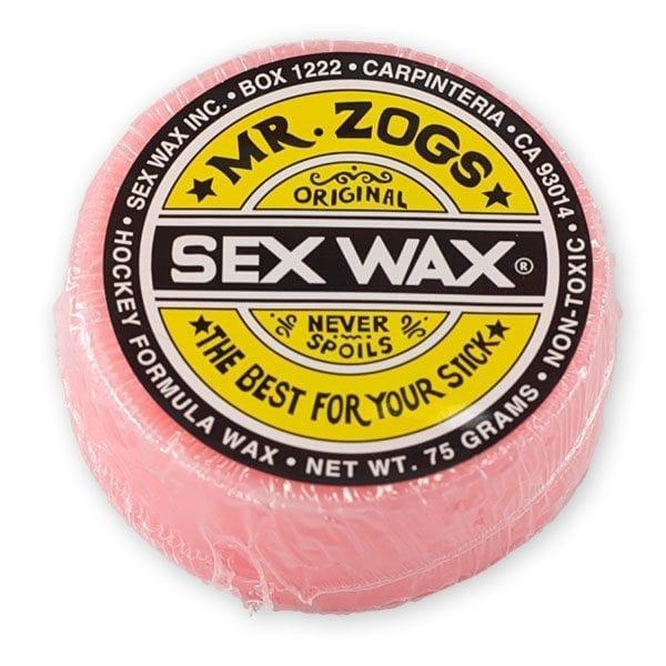 Mr. Zogs Sex Wax Hockeyvoks rød (jordbær)