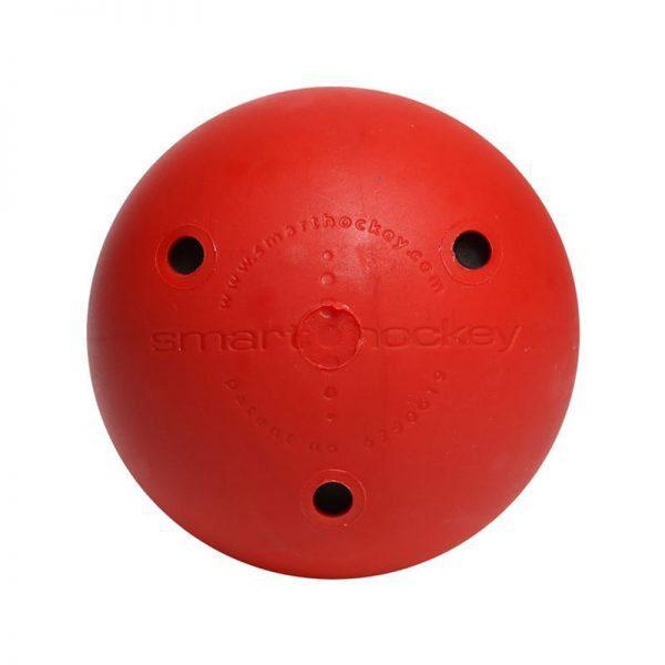Original Smart Hockey Teknikkball rød